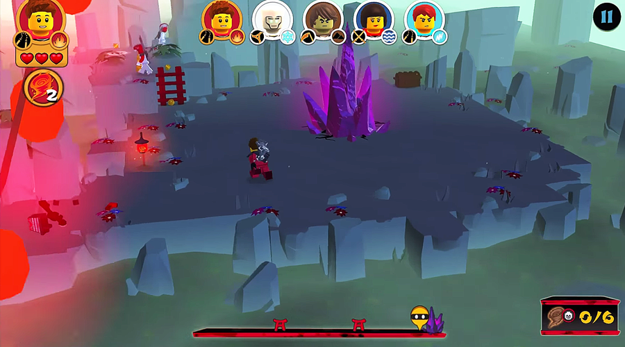 LEGUIDE LEGO Ninjago WU-CRU 1.0.2 APK Download - Android Books ...