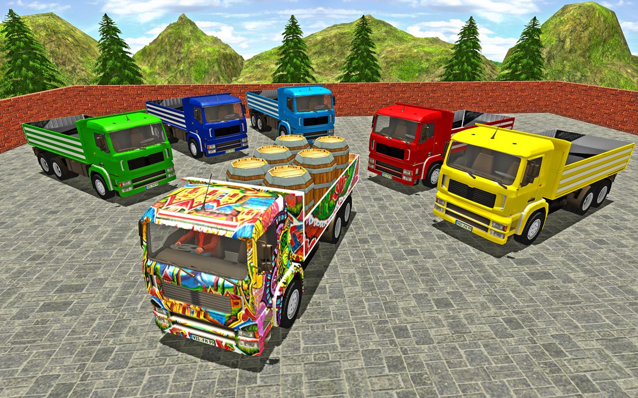 Real Driving Games >> 3d Truck Driving Simulator Real Driving Games 2 0 024 Apk