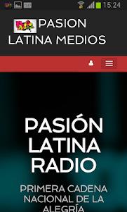 Pasión Latina Radio 1.2 screenshot 4