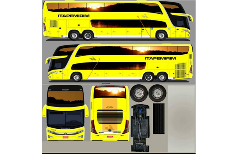 Skin BUSSID Indonesia 2 0 APK Download - Android Simulation Games