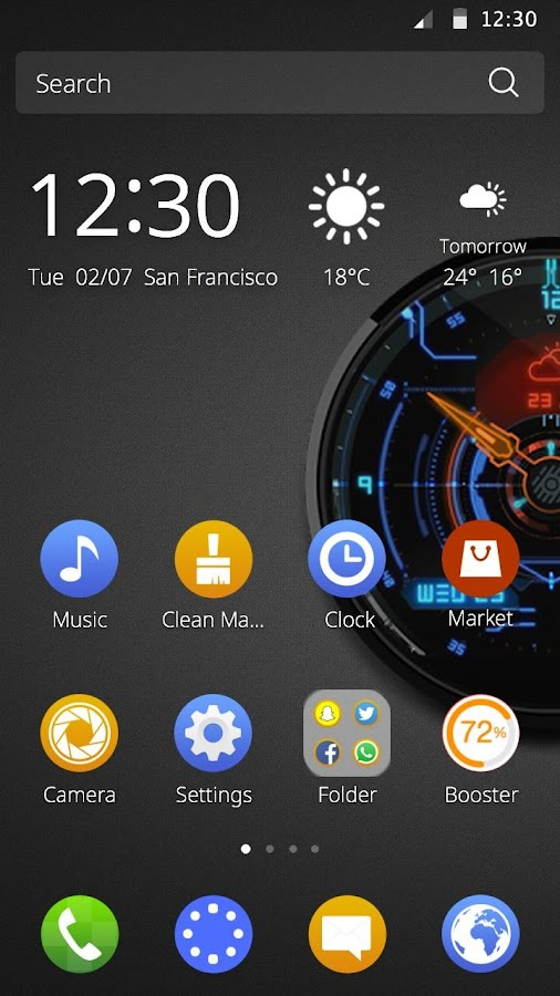 Theme for Samsung Gear 2 1 1 2 APK Download - Android Tools Apps