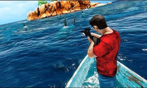 Underwater Whale Shark Sniper Hunter 3D 2018 1.0 screenshot 2