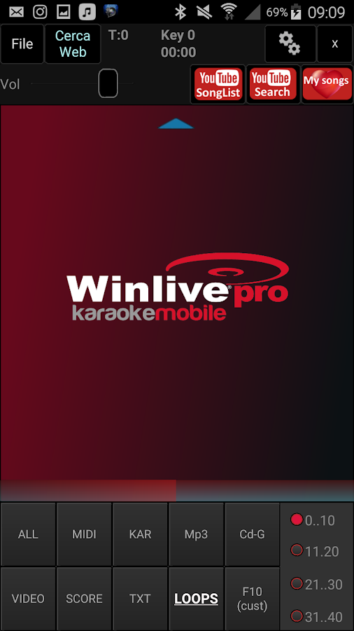 Winlive Pro Karaoke Mobile APK Download - Android Music & Audio Apps