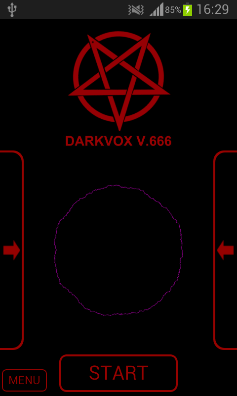 DarkVox V 666 ITC GHOST BOX 1 3 APK Download - Android