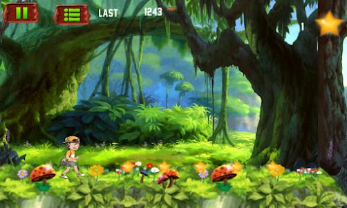 Amazing Jungle run 3.0 screenshot 3