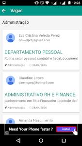 Empregos Manaus VG 0.0.2 screenshot 4