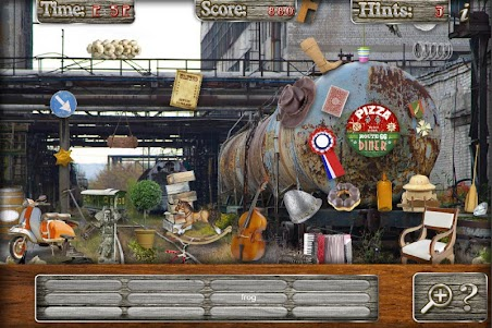 Hidden Objects Haunted Mystery Ghost Towns Puzzle 1.3 screenshot 3
