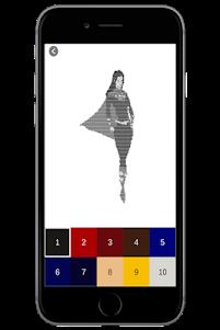 Superhero Color by Number - Pixel Art Coloring 1.0 screenshot 3