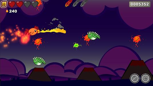 Burning Rush 1.0.8 screenshot 3