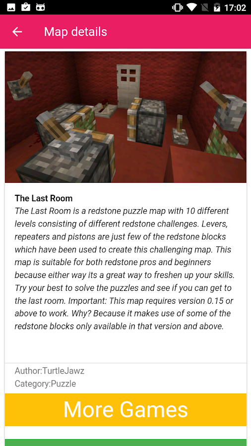 Puzzle maps for Minecraft PE 2 0 APK Download - Android