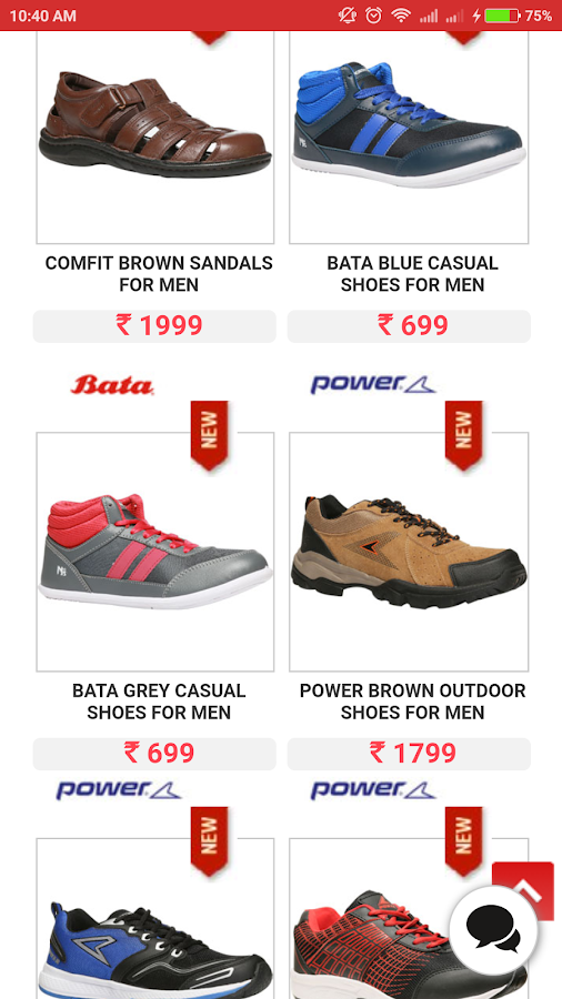 c0d76632747 Bata BD 1.2 APK Download - Android Shopping Apps