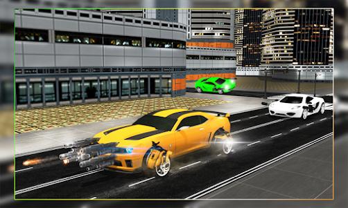 Robots War 3d 2.0 screenshot 5