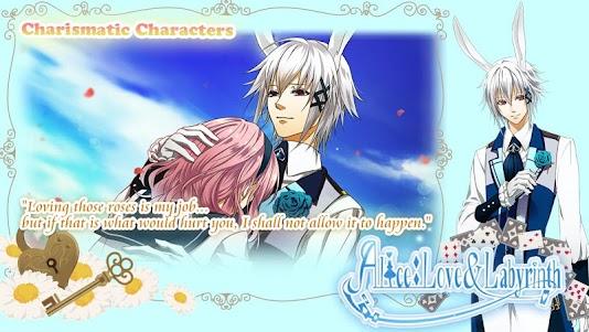 DatingSim-Alice:Love&Labyrinth 1.0.4 screenshot 2
