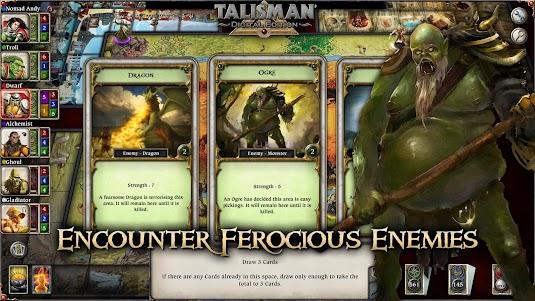 Talisman 20.16 screenshot 3