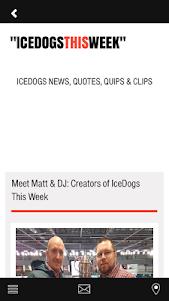 IceDogsThisWeek 1.0.1 screenshot 2