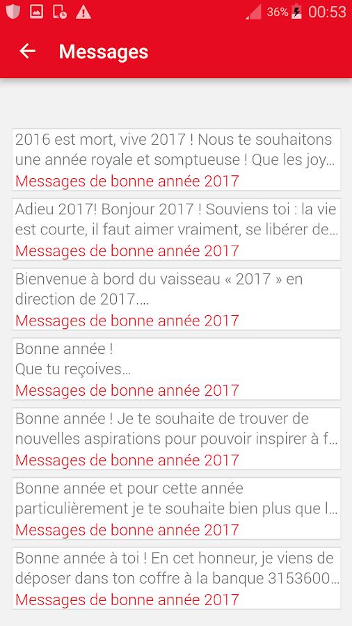 Sms De Bonne Année 2017 447 Apk Download Android Social Apps