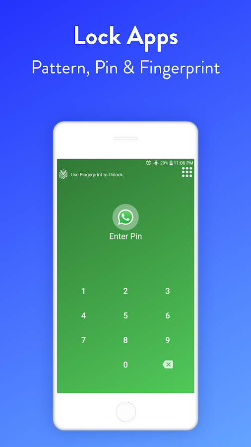 AppLock Pro: Fingerprint & Pin 2 52 APK Download - Android