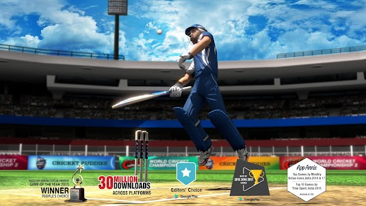 World Cricket Championship 2 2.8.3.1 screenshot 5