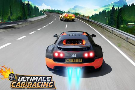 Extreme Car Racing Street Driver 1.0 screenshot 1
