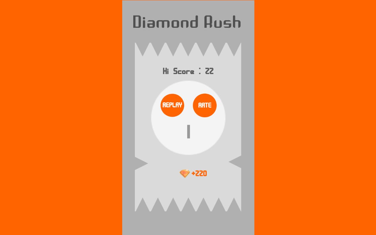 Diamond Rush 1 0 3 APK Download - Android Arcade Games