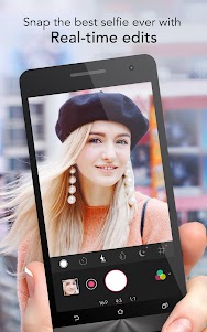 YouCam Perfect - Best Selfie Camera & Photo Editor  screenshot 1