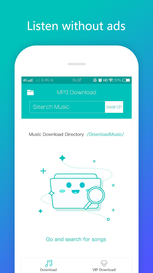 MP3 Music Downloader For VIP 1 0 2 APK Download - Android Tools Apps