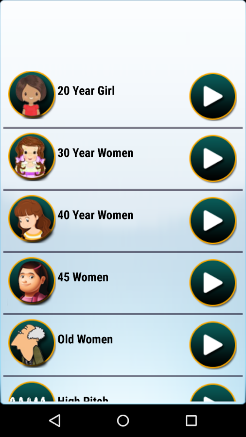 Girl Voice Changer Pro 1 0 3 APK Download - Android