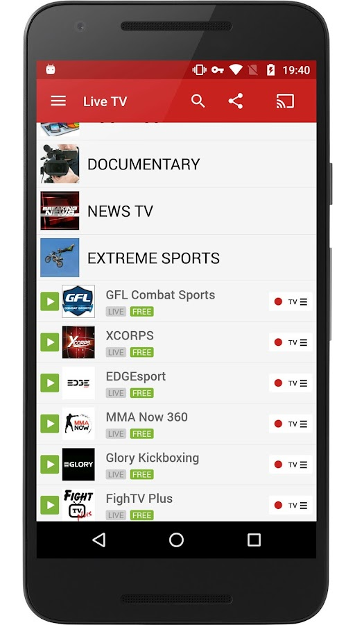 FilmOn Live TV & RECORD 2 4 3 APK Download - Android
