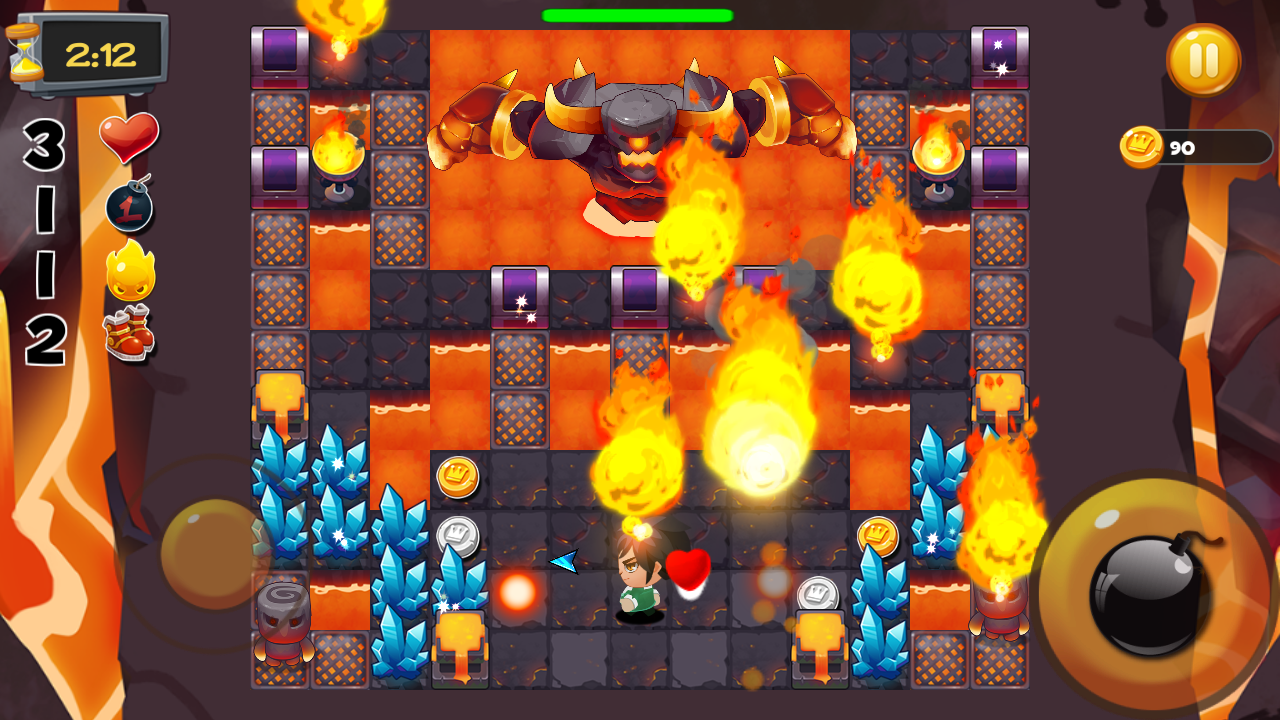 Bomber Heroes - Bomba game APK Download - Android Action Games