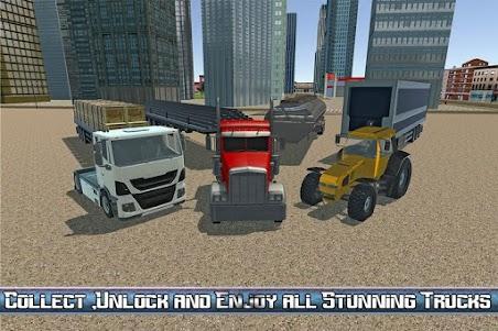 Transport Truck USA Driver SIM 1.0 screenshot 4