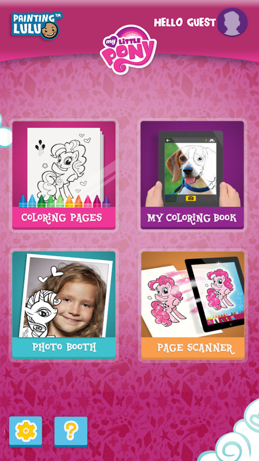 My Little Pony Coloring Book 1 5 APK Download - Android Books
