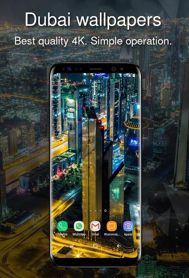 Dubai Wallpapers 4k 204 Apk Download Android