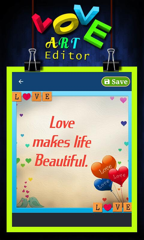 Love Art Photo Editor Love Shayari Quotes Sms 6606060 APK Download Unique Photo Editor With Love Quotes