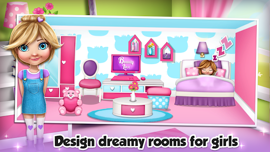 My Doll House Decoration Games 3.0 screenshot 2