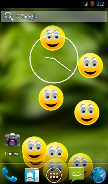 smiley face live wallpaper 2 0 apk download android