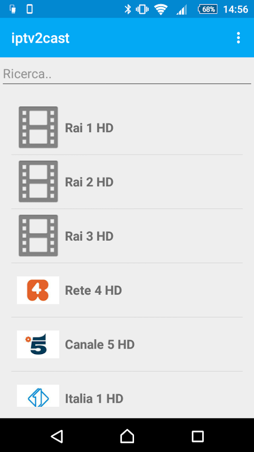 iptv2cast - IPTV to Chromecast 1 2 APK Download - Android