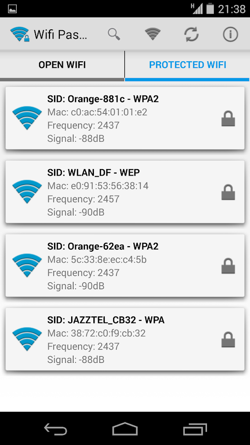 WIFI PASSWORD MASTER 3.5.6 APK Download - Android Tools Apps