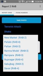 Report 2 RAB 2.0.3 screenshot 5