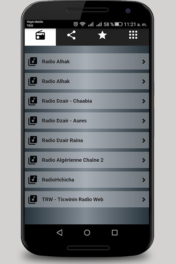 Radio Algeria 1 0 APK Download - Android Music & Audio Apps
