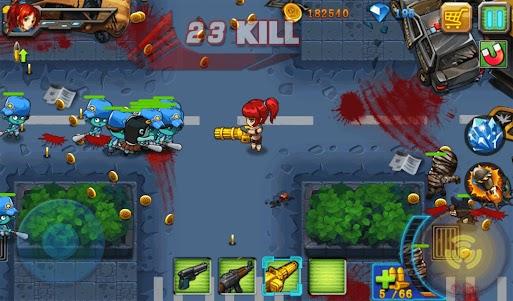 Zombie Killer - Hero vs Zombies 1.8 screenshot 22