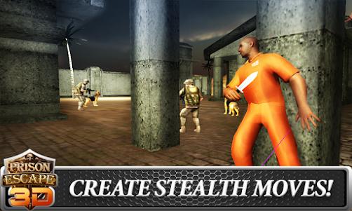 Prison Escape City Jail Break 1.1.6 screenshot 1