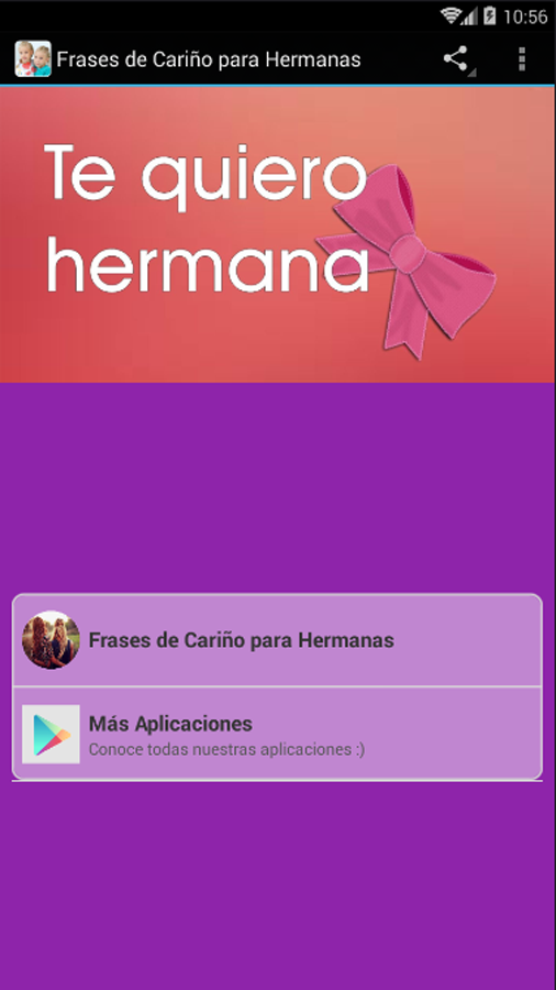 Frases Con Cariño Para Hermana 10 Apk Download Android