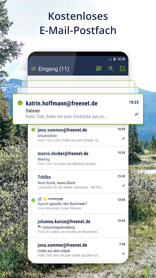 de freenet mail APK Download - Android Communication Apps