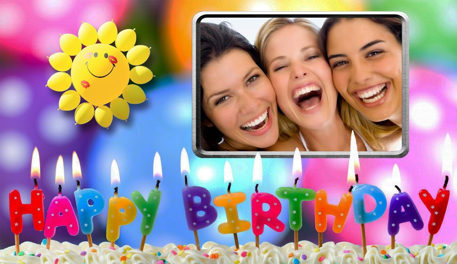 Happy Birthday Photo Frames 1.3 APK Download - Android Entertainment ...