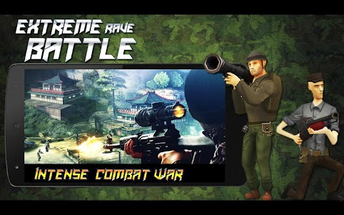 Extreme Rave Battle 1.0 screenshot 1