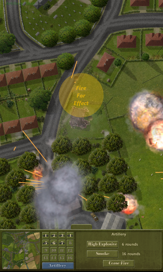 Firefight 1 0 6 APK Download - Android Strategy Games