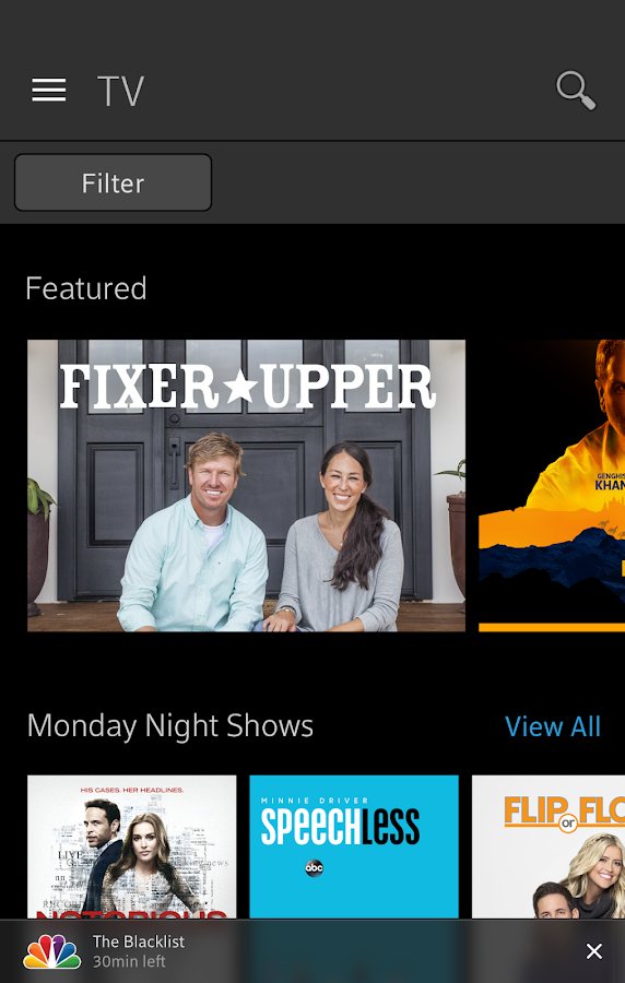 Xfinity Stream APK Download - Android Entertainment Apps
