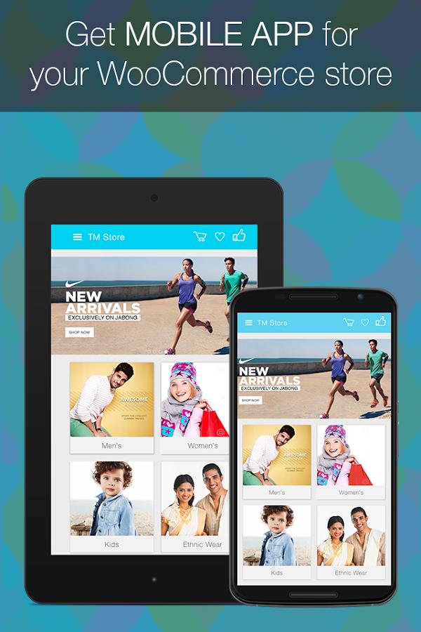 TM Store Demo - Woocommerce Native Mobile App 2 0 8 APK