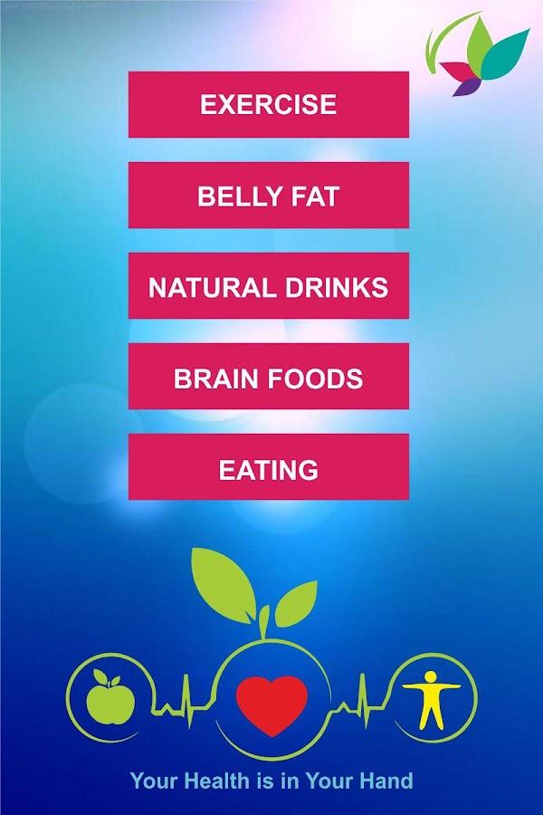 Daily Fitness Tips 10 Screenshot 1