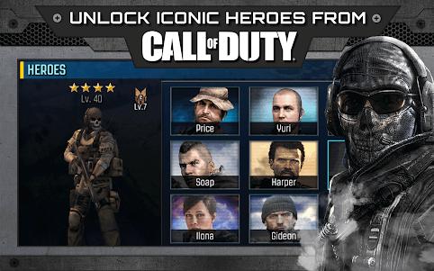 Call of Duty®: Heroes 4.9.1 screenshot 10